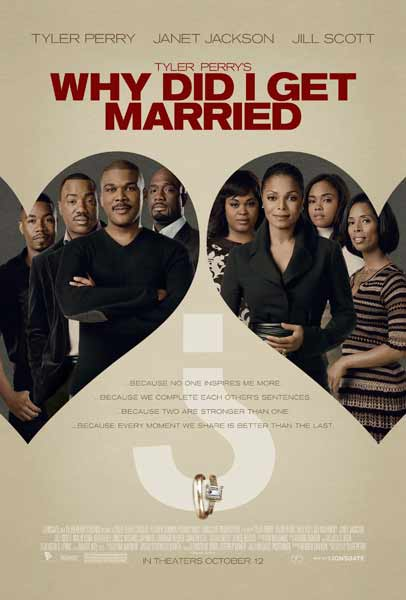 Why Did I Get Married? (2007) - Movie Poster