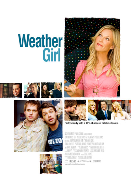 Weather Girl (2009) - Movie Poster