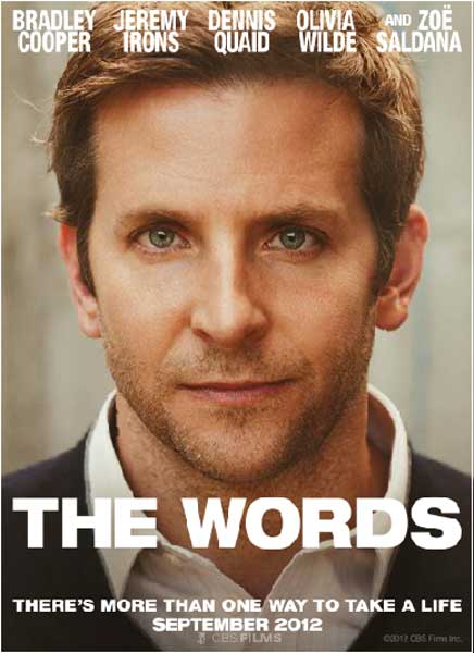 Words, The (2012) - Movie Poster