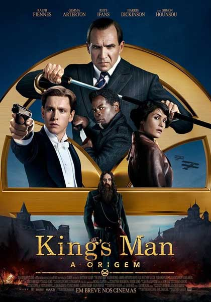 King's Man, The (2020) - Movie Poster