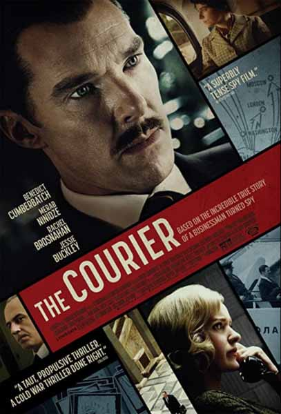 Courier, The (2020) - Movie Poster