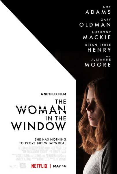 Woman in the Window, The (2020) - Movie Poster