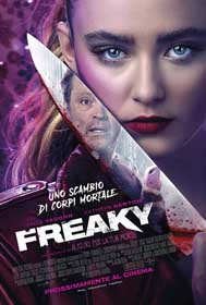 Freaky (2020) - Movie Poster