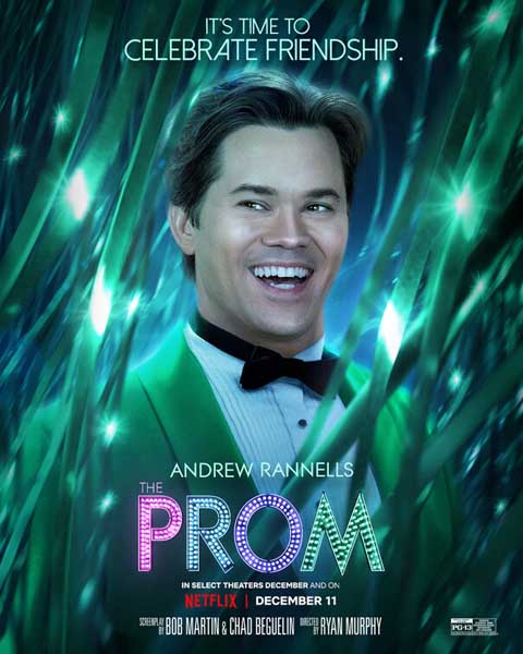 Prom, The (2020) - Movie Poster