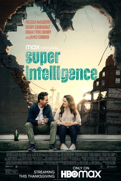 Superintelligence (2020) - Movie Poster