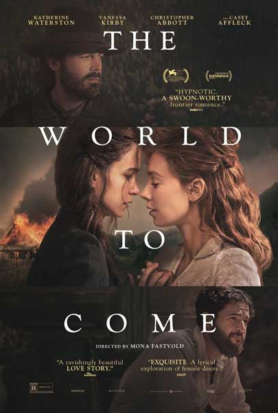 The World to Come (2020) - Movie Poster