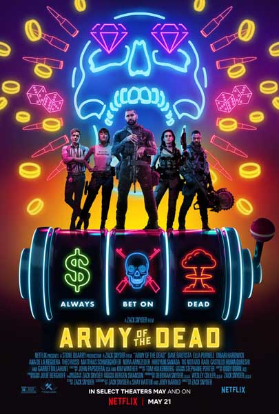 Army of the Dead (2021) - Movie Poster
