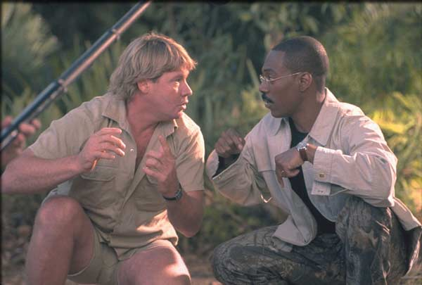 Steve Irwin in Dr Dolittle 2 (2001)