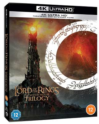 The Lord of The Rings Trilogy: [Theatrical and Extended Edition]